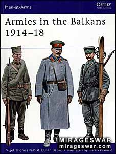 Osprey Men-at-Arms 356 - Armies in the Balkans 1914–18