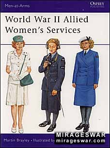 Osprey Men-at-Arms 357 - World War II Allied Women's Services