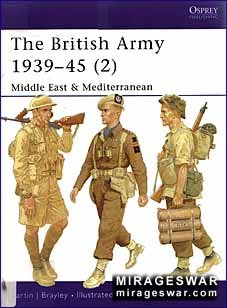 Osprey Men-at-Arms 368 - The British Army 1939–45 (2)