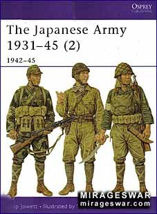 Osprey Men-at-Arms 369 - The Japanese Army 1931–45 (2)
