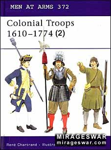 Osprey Men-at-Arms 372 - Colonial American Troops 1610–1774 (2)