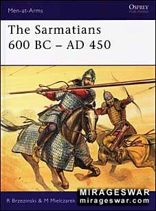 Osprey Men-at-Arms 373 - The Sarmatians 600 BC–AD 450