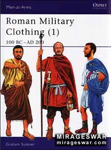 Osprey Men-at-Arms 374 - Roman Military Clothing (1)