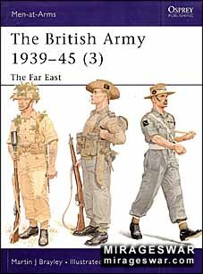 Osprey Men-at-Arms 375 - The British Army 1939–45 (3)