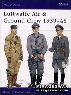 Osprey Men-at-Arms 377 - Luftwaffe Air & Ground Crew 1939–45
