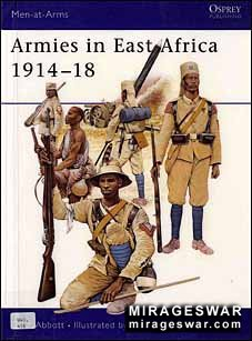 Osprey Men-at-Arms 379 - Armies in East Africa 1914–18
