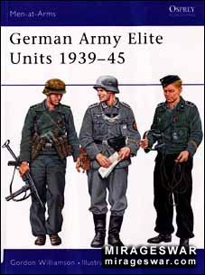 Osprey Men-at-Arms 380 - German Army Elite Units 1939–45