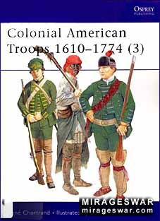 Osprey Men-at-Arms 383 - Colonial American Troops 1610–1774 (3)