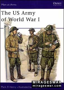 Osprey Men-at-Arms 386 - The US Army of World War I
