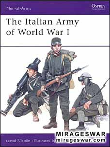 Osprey Men-at-Arms 387 - The Italian Army of World War I