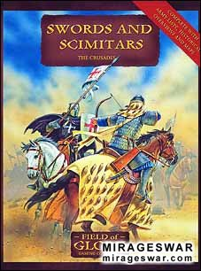 Osprey - Swords and Scimitars -  Field of Glory 4