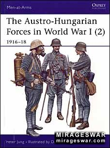Osprey Men-at-Arms 397 - The Austro-Hungarian Forces in World War I (2)