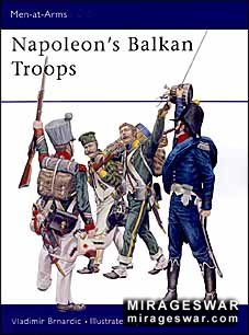 Osprey Men-at-Arms 410 - Napoleon's Balkan Troops