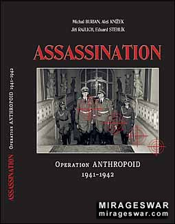 ASSASSINATION - Operation ANTHROPOID 1941-1942
