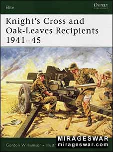 Osprey Elite 123 - Knight's Cross and Oak-Leaves Recipients 1941–45