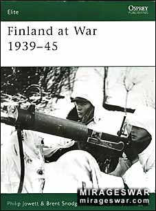 Osprey Elite 141 - Finland at War 1939–45