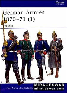 Osprey Men-at-Arms 416 - German Armies 1870–71 (1)