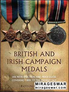 British and Irish Campaigns Medals