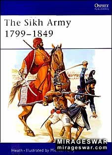 Osprey Men-at-Arms 421 - The Sikh Army 1799–1849