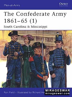 Osprey Men-at-Arms 423 - The Confederate Army 1861–65 (1)