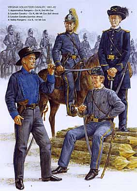 Osprey Men-at-Arms 435 - The Confederate Army 1861–65 (4)