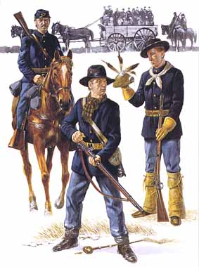 Osprey Men-at-Arms 438 - US Infantry in the Indian Wars 1865–91