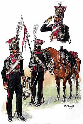 Osprey Men-at-Arms 440 - Napoleon's Polish Lancers of the Imperial Guard