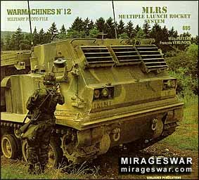 Warmachines № 12 – MLRS Multiple Launch Rocket System