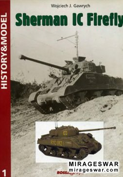 Sherman Ic Firefly (History & Model 1)