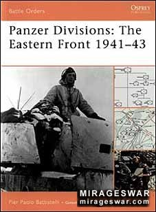 Osprey Battle Orders 35 - Panzer Divisions: The Eastern Front 1941-43