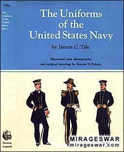 The Uniforms of the United States Navy (История униформы ВМС США)