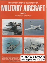 International Directory of Military Aircraft 1996-1997