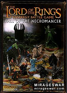The Lord Of The Rings (Games Workshop) - Strategy Battle Game Fall Of The Necromancer