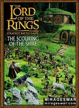 The Lord Of The Rings (Games Workshop) - Strategy Battle Game The Scouring Of The Shire