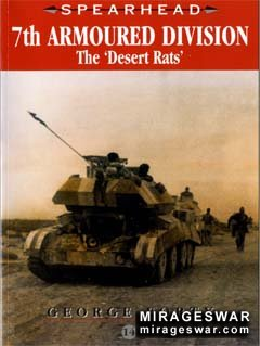 "7th Armoured Division The ""Desert Rats"" [Spearhead №14]"