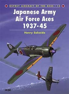 Aircraft of the Aces  13 - Japanese Army Air Force Aces 1937-1945