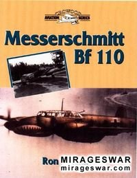 Messerschmitt Bf110 (Crowood Press)