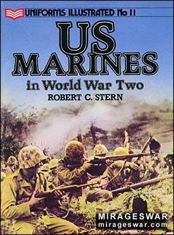 Uniforms Illustrated No 11 - US Marines in World War Two