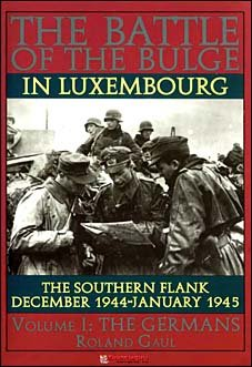 The Battle of the Bulge in Luxembourg - (Vol.1) The Germans [b]Издательство[/b]: Profile Publications