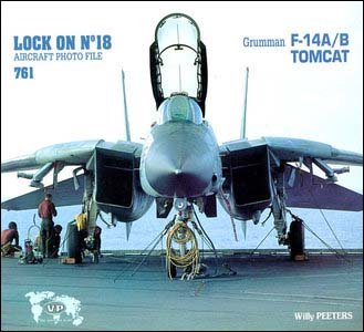 AG18 - Grumman F-14 A/B Tomcat-Lock On Series (Verlinden Publications)