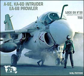 AG20 - A-6E-KA-6D Intruder-EA-6B Prowler (Verlinden Publishing )