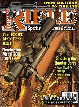 Rifle Magazine - May - 2009 (No 244)