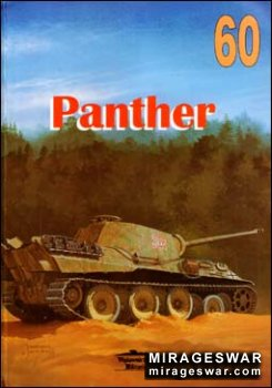 Wydawnictwo Militaria 60 - Panther