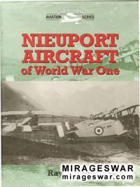 Nieuport Aircraft of Wold War One