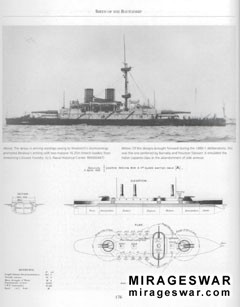 Birth of the Battleship. British Capital Ship Design 1870-1881 [Caxton]