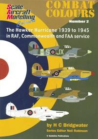 Hawker Hurricane 1939-1945 in RAF, Commonwealth & FAA Service (SAM - Combat Colours 02)