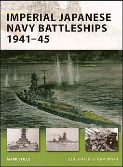 Osprey-New Vanguard 146 -Imperial Japanese Navy Battleships 1941-45