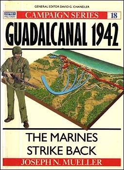 Osprey Campaign 18 - Guadalcanal 1942