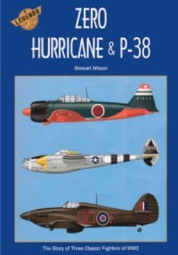 Legends of the Air No. 4 - Zero, Hurricane & P-38