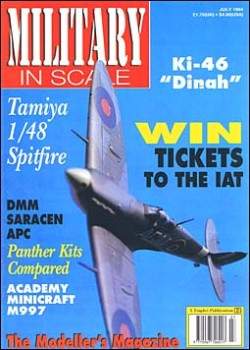 Military in Scale № 20 - 1994-07 Modelling Magazine